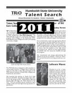 newsletter cover 2011